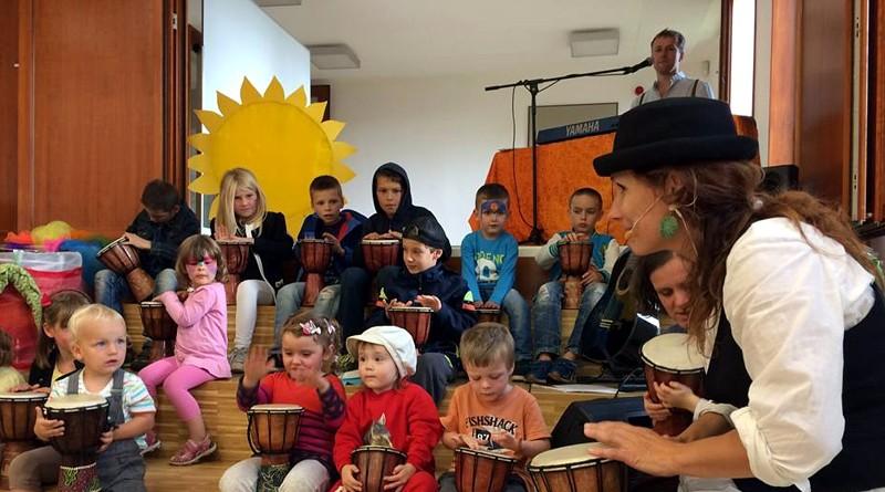 Mitmachkonzert | Kinderrabatz - Petra Kleinke - Mitmach Musik für Kinder