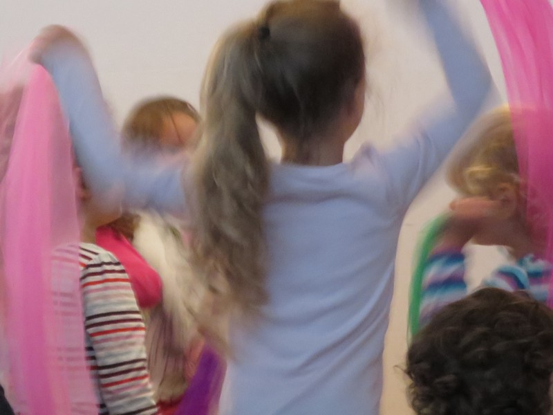 Kinderrabatz - Mitmach Musik für Kinder von Petra Kleinke in der Ufa-Fabrik